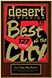 Desert Companion Best of the City Award